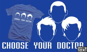 Shirt: Doctor Who by GAME-OVER-CUSTOM