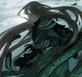 the raven by fishervk