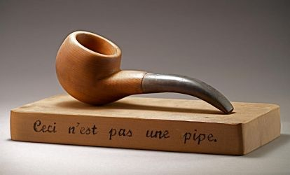 This is not a pipe. by Josh333