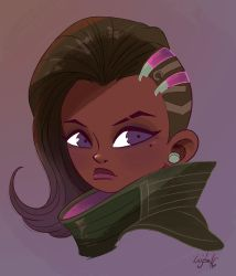 Sombra by lujus