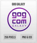 GOG Galaxy - Icon by Hura134