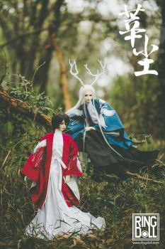 Ringdoll Shen and Chen were released by Ringdoll