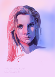 Colour Study by HelenMcLaughlinArt