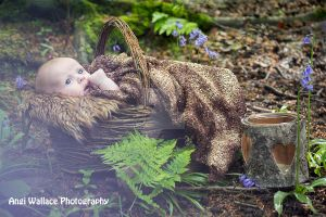 Woodlands infant by AngiWallace