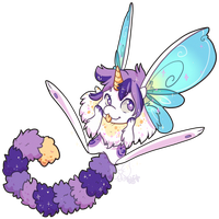 Mythical Bunble - #96 by Kandy-Cube
