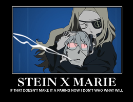 .:.Soul Eater Stein and Marie.:. by Siren701
