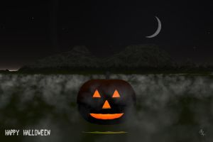Happy Halloween by chasef