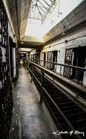 Abandoned Penitentiary - Cell Block 12 by cjheery
