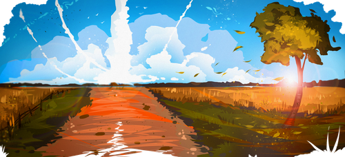 Clouds explosion by ryky