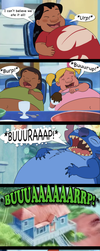 Lilo and Stitch - Frenchfry (M64 Version) Part 2 by Mothman64