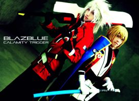 Blazblue - 01 - The Fate of Time by mangalphantom