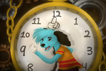 Time is ticking by PkmnPrincessPiplup