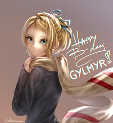 Happy Birthday, Gylmyr! by 0chen