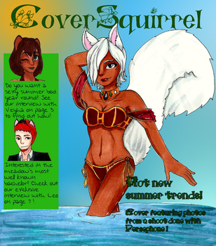 CoverSquirre: Cover by BlipBlipBlue