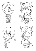 LO4S Chibi 1 by ThienHoaLinh00