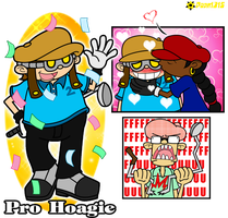 KND: Pro Hoagie by RoseMary1315