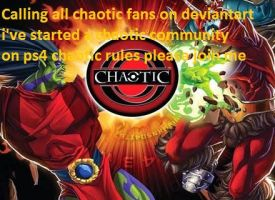 Calling all chaotic fans by Omnianimeman