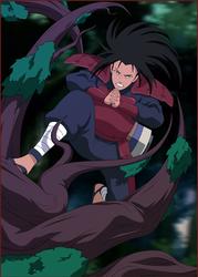 Senju Hashirama [New Collection] by Davidyf
