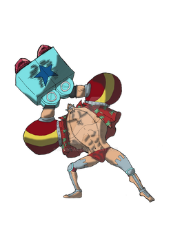 Franky by DrPingas