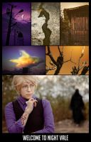 Welcome To Night Vale by behindinfinity