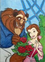 The Beast and Belle (Contest) by Rukia520
