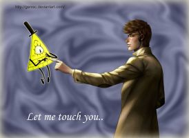 Let me touch you by Genisc