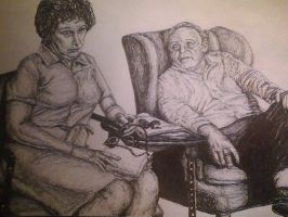 archie bunker by artkid01
