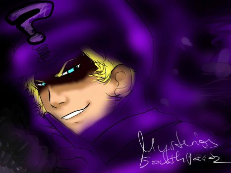 Mysterion [SOUTHPARK] by CainamSpine
