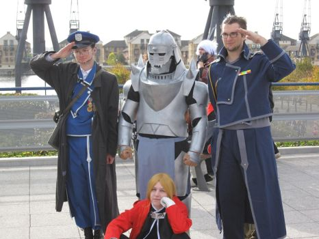Fullmetal Alchemist Oct08 Expo by Dead-Space