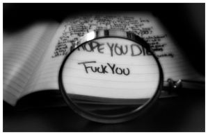 Fuck You by AliceInUnderland