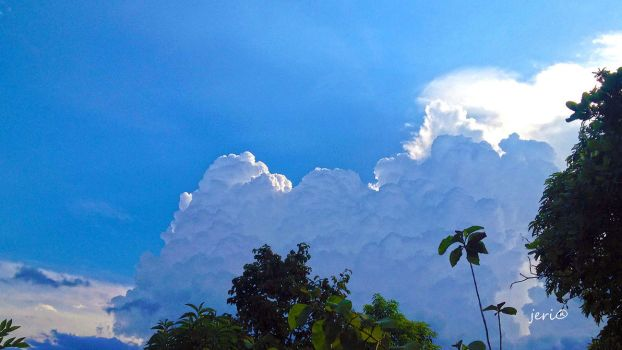 Clouds 02 by jerinian