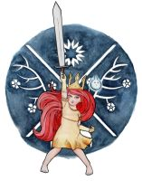 Child Of Light by JessicaApril