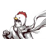 CHICKEN ATTACK!! by JerryCai