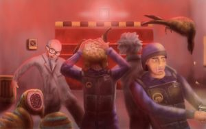 Black Mesa: The First Hour by jmardesigns