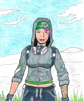 Fortnite Teknique by FFF66