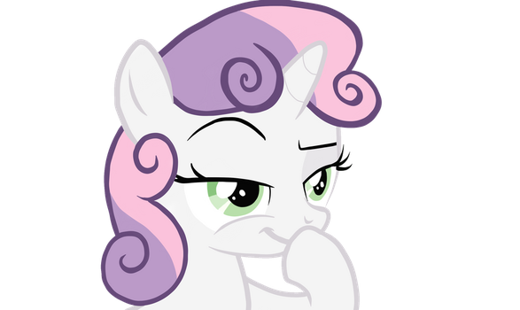 Dat Look Sweetie. by FreeFraQ
