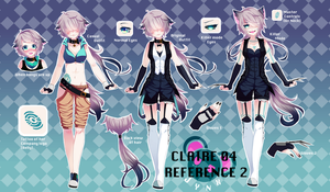 C.L.A.I.R-E 04 [Adoptable Point Auction] [CLOSED] by Jynx-dono