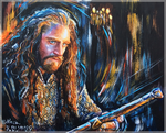 ThorinWithOrcrist by ArtKosh