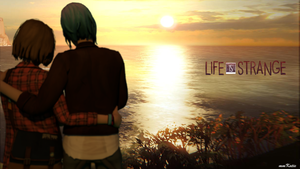 Chloe and Max - Life is Strange by mmKatie