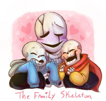 The other family by VanaBananaSplit