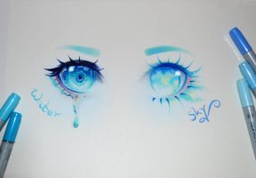 Deep And Empty by Lighane