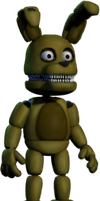 Toy Plushtrap by Shaddow24