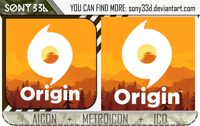 Origin by sony33d