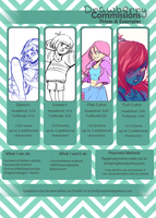 2016 Commission Info by EmmersDrawberry