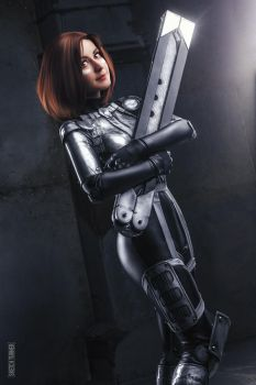 Battle Angel Alita by Odango-datte