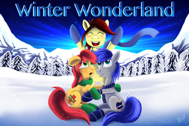 Winter Wonderland Gala Con Submission by JPHyperX
