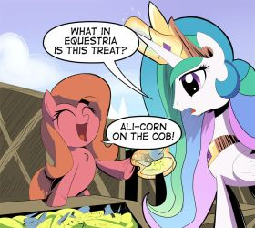 Ask Pun - Royal Snack by Wadusher0