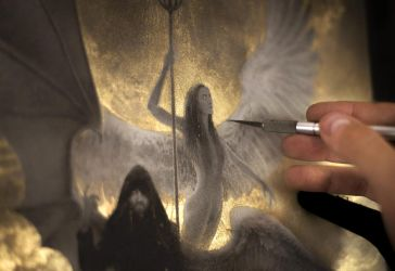 Liberation's Fall - work in progress 4... by Yoann-Lossel