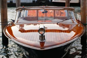 Venice Water Taxi by BusterBrownBB