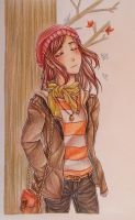 Refreshing Autumn by UxieWriter